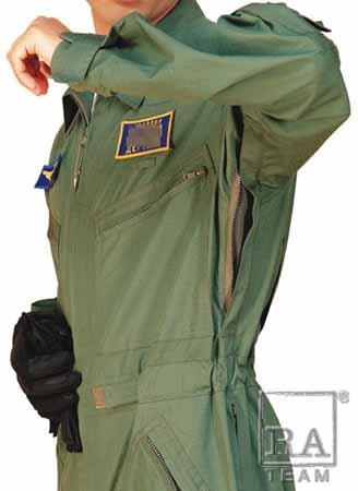 Полетный комбинезон ДФ 15 2 является форменной одеждой летно–подъемного состава ВВС МО РФ, морской авиации ВМФ.